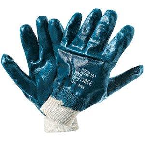 различные виды нитриловых перчаток