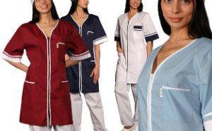 медицинские халаты фото