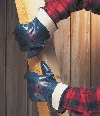 области применения нитриловых перчаток