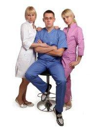 описание медицинского халата