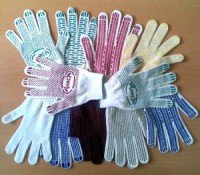 виды перчаток с пвх покрытием
