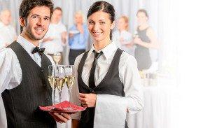 форма для барменов и официантов