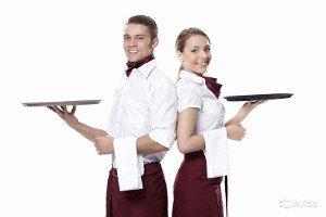 требования к форме для официантов