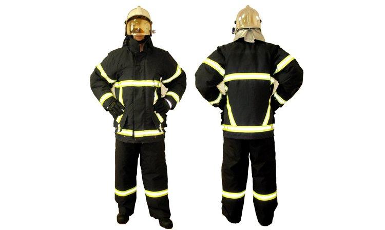 Боевая одежда пожарного 3 уровня защиты