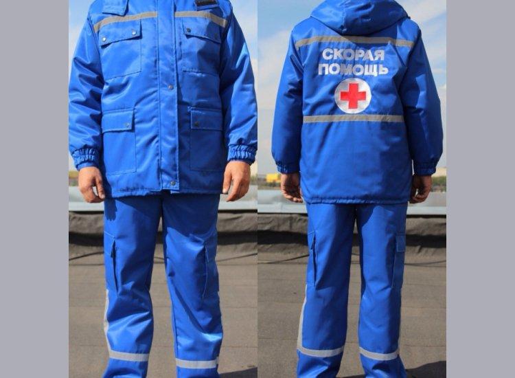 Демисезонный вариант одежды для скорой помощи