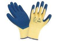 Для чего применяются перчатки с полимерным покрытием?