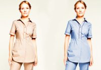 Как выбрать красивые и практичные медицинские халаты?