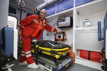 Какая одежда предназначена для сотрудников скорой помощи?