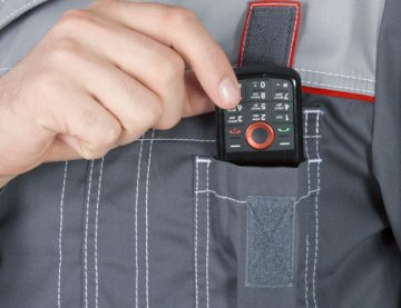Какие должны быть карманы на рабочем мужском халате?