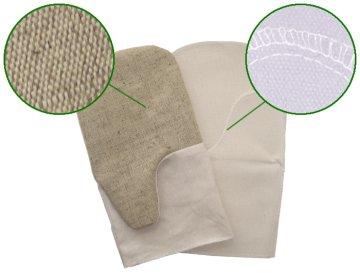 На что обращать внимание при выборе рабочих брезентовых рукавиц и перчаток?