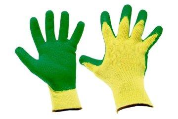 Прорезиненные перчатки и их подробное описание