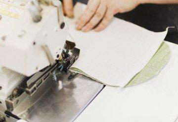 Технология производства брезентовых рукавиц и используемые материалы