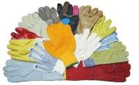 Виды и выбор прорезиненных перчаток