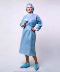 Качества и свойства материалов для производства одноразовых хирургических халатов