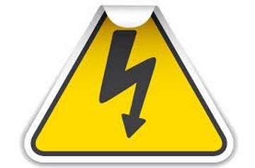 Негативное воздействие электрического тока  на человека