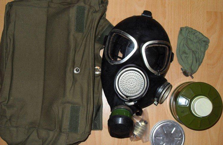 Противогаз гражданский - это отличное средство защиты органов дыхания