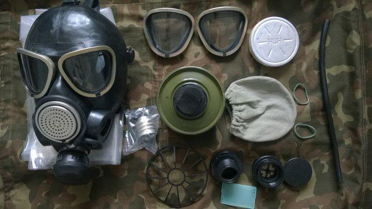 Полный комплект аппарата ПМК-2