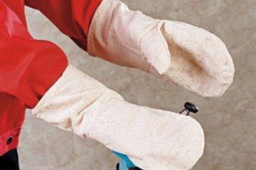 Руковицы - надежная защита рук