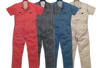 Цветовая гамма рабочих костюмов