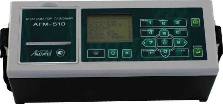 Термокондуктометрический прибор