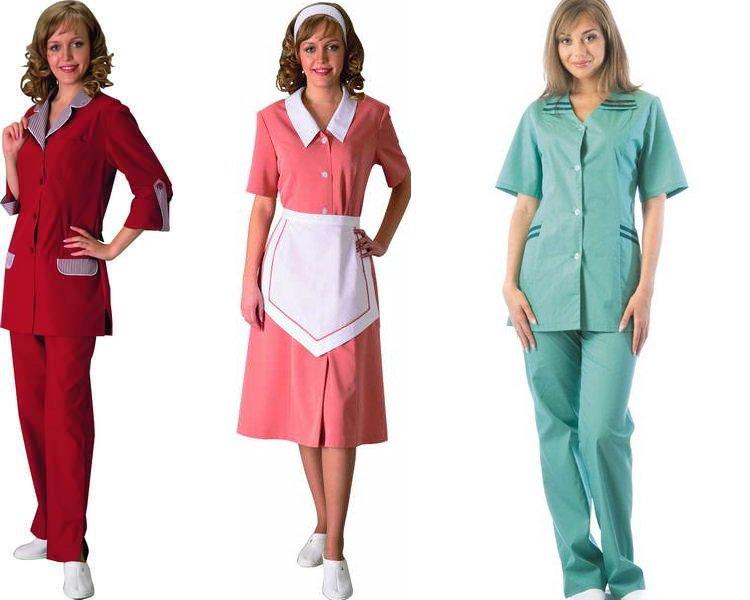 Требования и санитарные нормы одежды