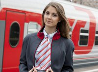 Униформа сотрудника железной дороги