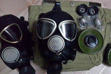 Устройство ПМК - средво защиты дыхания и глаз