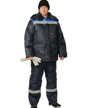 Надежная защита от пониженных температур для рабочих специальностей