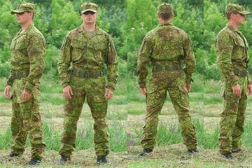 Руководствопо эксплуатации военной формы