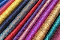 Применение саржевой ткани