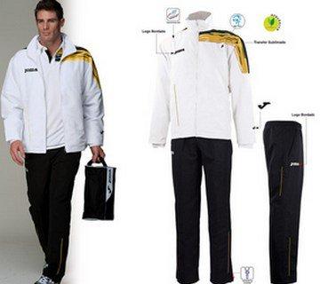 Спортивный костюм из микроволокна