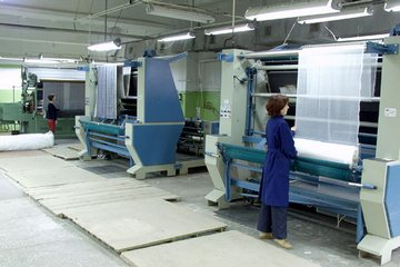 Технология изготовления ткани