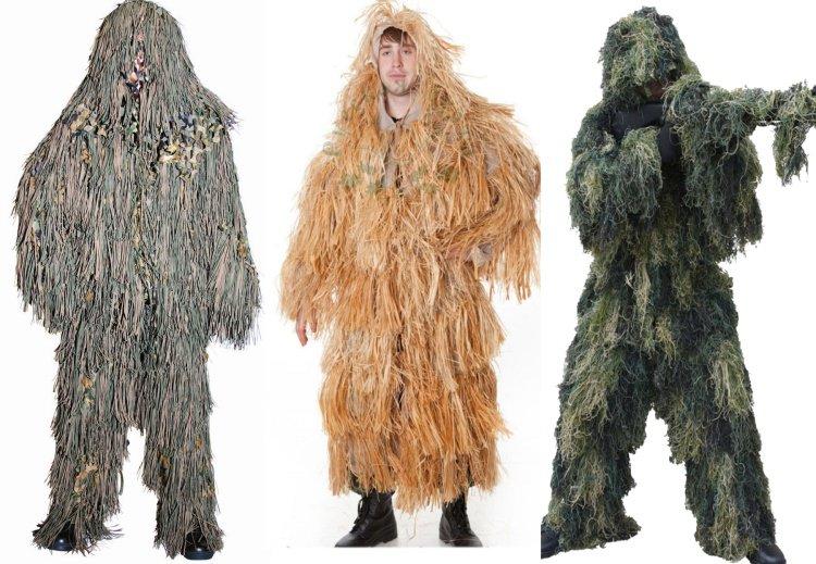 Как выбрать костюм для охоты