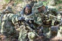 Маскировочный костюм американских военных