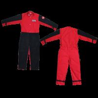 Защитный костюм для строительных работ