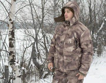 Активно используется на охоте и в военных играх