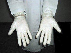 степени защиты кольчужных перчаток