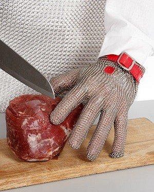 кольчужные перчатки мясника