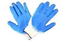 Детально о прорезиненных перчатках с их фото