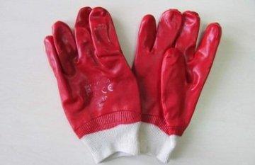 Как правильно ухаживать за прорезиненными перчатками?