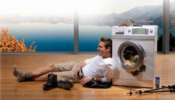 Мужские рабочие халаты крайне просты в уходе