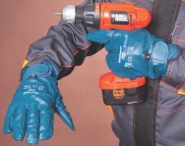 Сферы применения антивибрационных перчаток