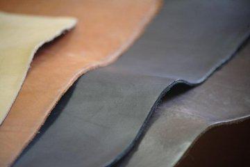 Технология производства и материалы, испольуемые для спилковых краг