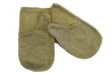 Все о брезентовых рабочих перчатках и рукавицах и сферах их применения