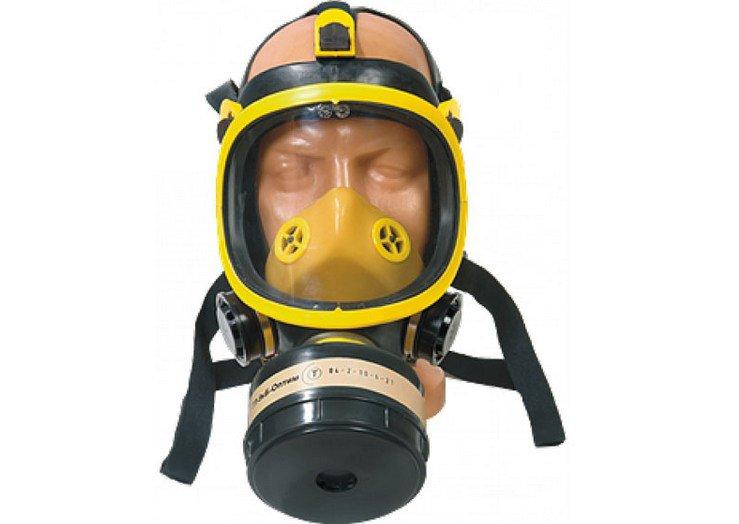 Противогаз ГП 9В - надежная защита от частиц радиоактивной пыли
