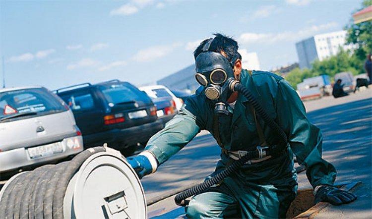 Надежное защитное устройство для защиты органов дыхания