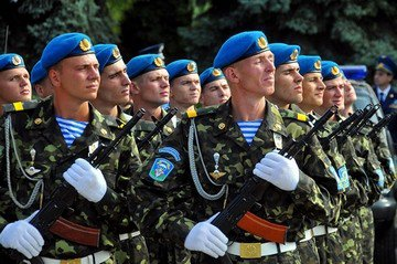 Виды и назначение униформы военнослужащего ВДВ