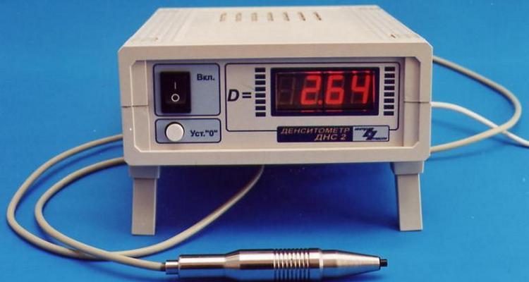 Денсиметрические аппараты