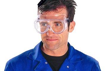Как правильно защитить глаза