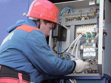 Меры безопасности при работе в электроустановках